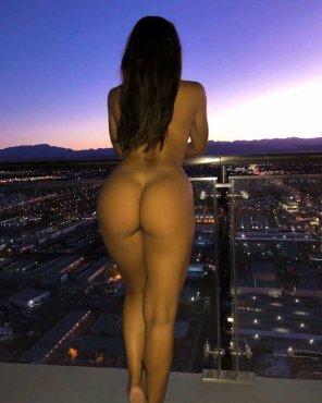 amateur photo What a view