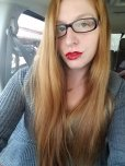amateur photo Red lips
