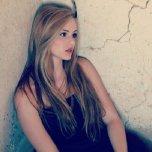 amateur photo A girl