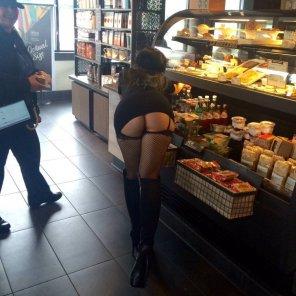 amateur photo Starbucks