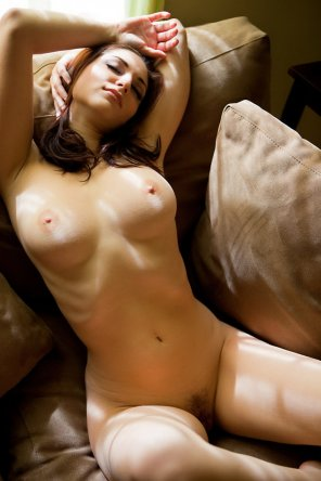 amateur photo Smoothly white skin