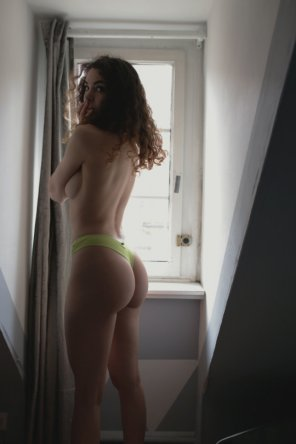 amateur photo Lovely in lime