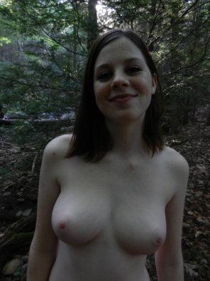 amateur photo Forest titties