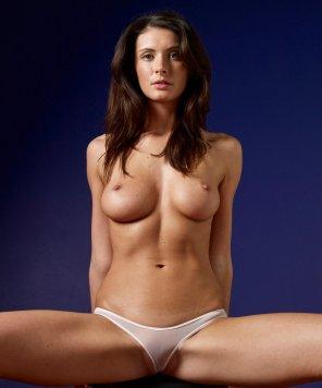 amateur photo See-through panties