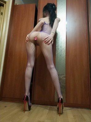 amateur photo Hope you like my long legs ;) [oc]