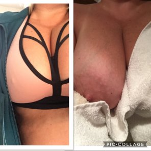 amateur photo Almost forgot Titty Tuesday