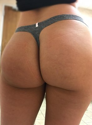 amateur photo [F] Thong of the day!!! Have a great Friday!!!