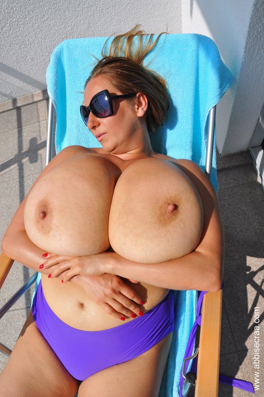 Abbi nude