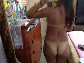 amateur photo A nice butt