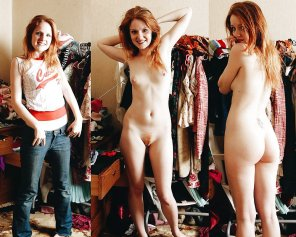 amateur photo PictureSexy Redhead
