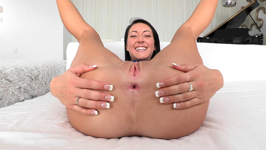 Ryan conner opens her ass for huge black dick 5