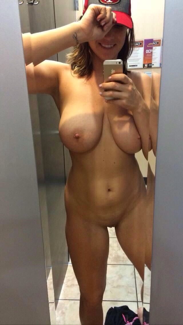 Big Tits Locker Room