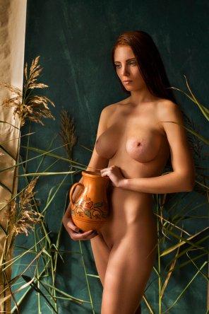 amateur photo Classical Nude