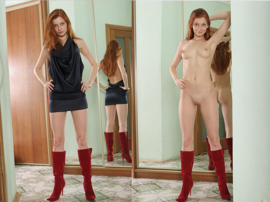 Pussy in boots Porn Photo
