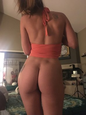 amateur photo Nice from behind