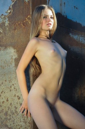 amateur photo Lovely blonde