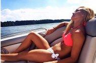 Boat blonde