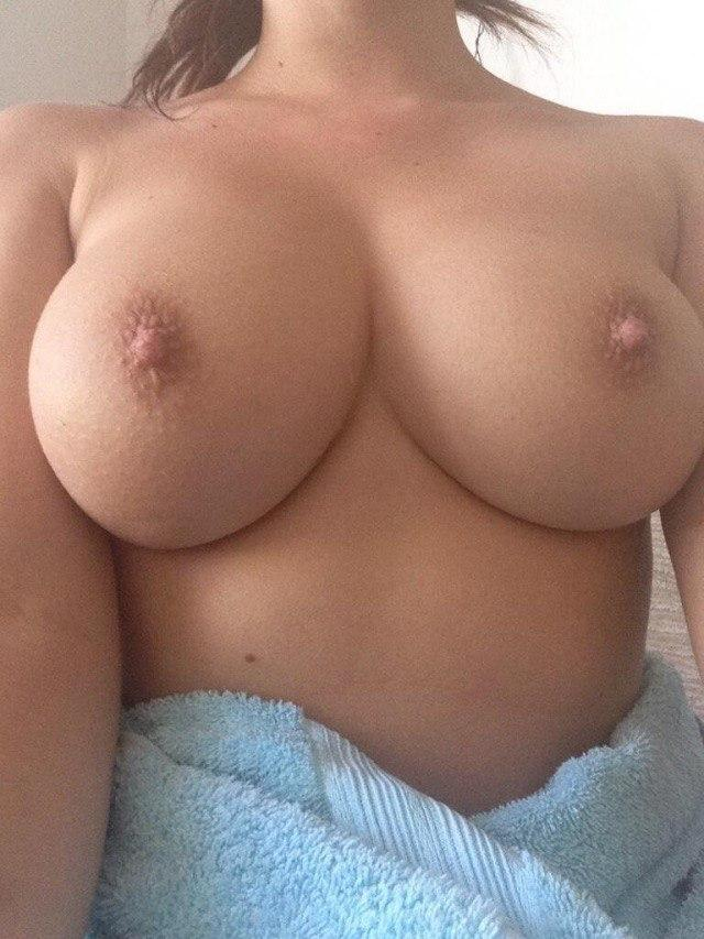 Boobs close up