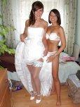 amateur photo Bride or bridesmaid?