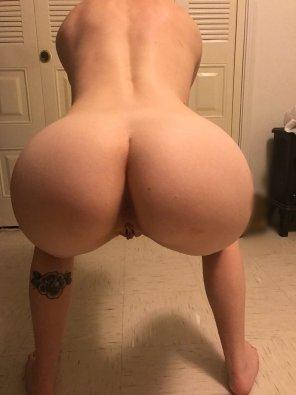 amateur photo My wife's nice booty