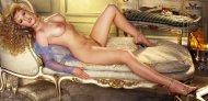 amateur photo Shallan Meiers, Playboy Centerfold
