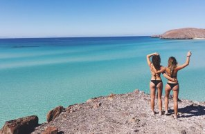amateur photo Butts in Baja