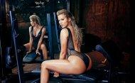 amateur photo Khloe Kardashian for Complex Magazine