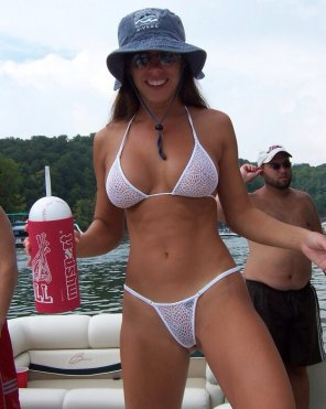 amateur photo Wakeboard Girl