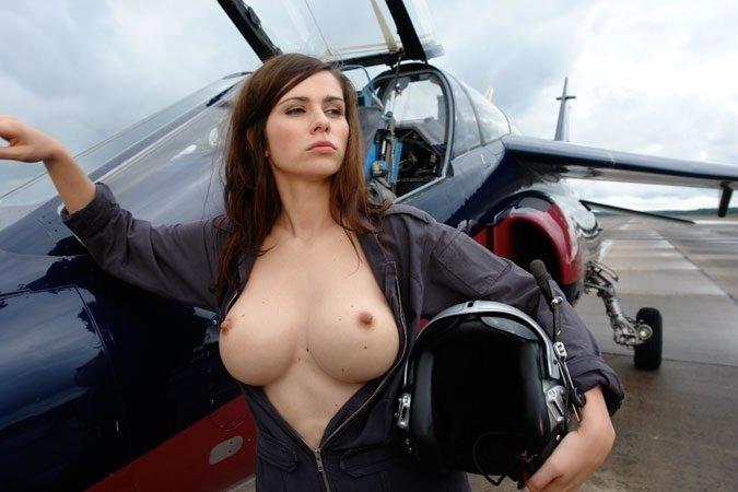 Pilot Porn
