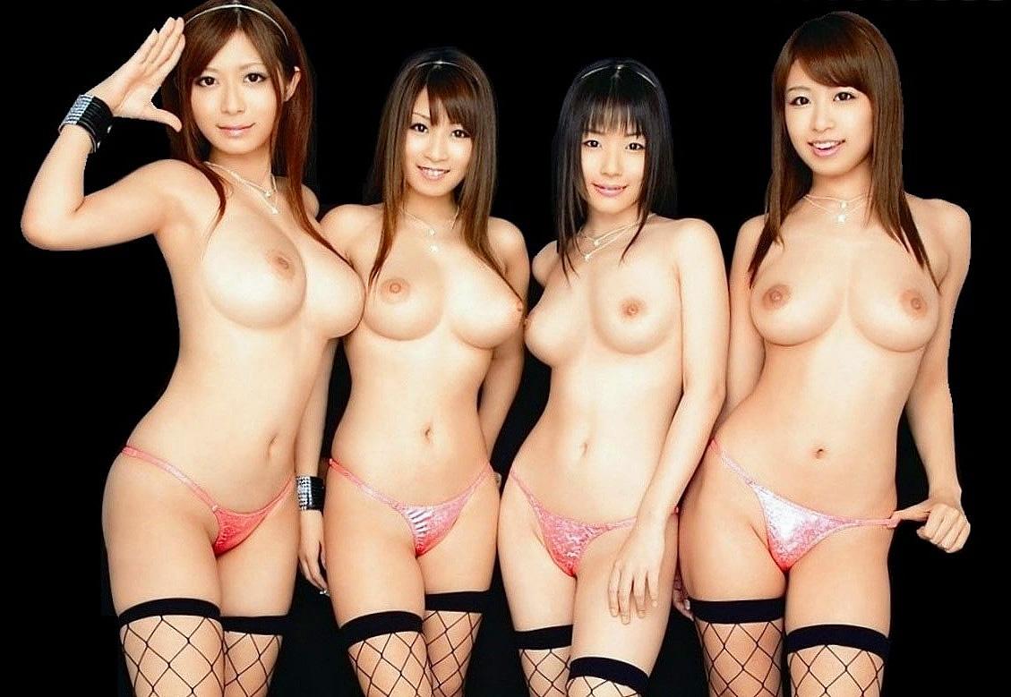 Japanese Group Porn