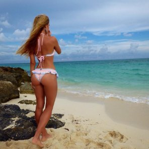 amateur photo Allie DeBerry