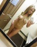 amateur photo Naked Blonde