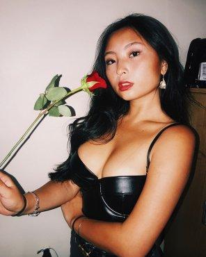 amateur photo La vie en rose