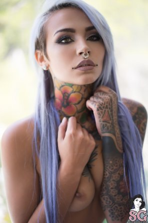 amateur photo fishball is amazing, love her eye's
