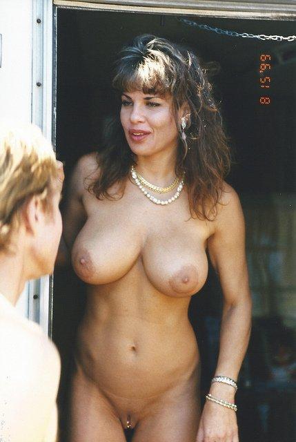 Teri Weigel anale porno