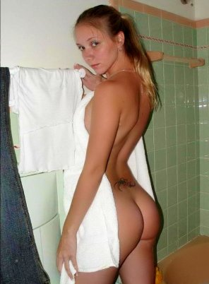 amateur photo Towel