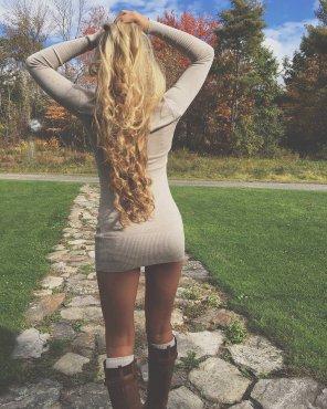 amateur photo gorgeous hair