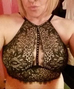 amateur photo Wife wants to know if this is sexy?