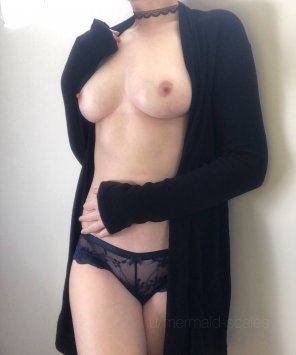 amateur photo Real girl, more like real shy 🙈