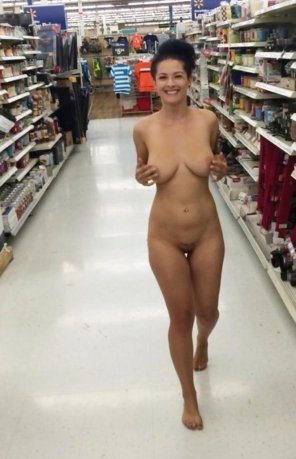 amateur photo In Walmart