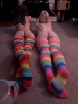 amateur photo Double rainbow