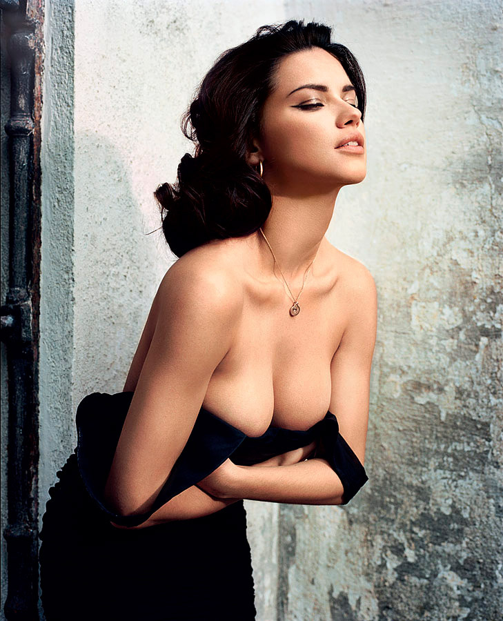 Absolutely assured Adriana lima photo porn something is