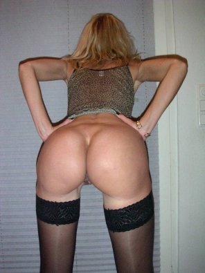 amateur photo Nice buns