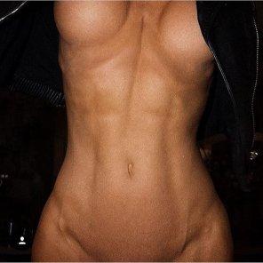 Nessa devil bodybuilding