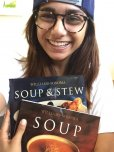 amateur photo Mia Khalifa likes cooking soup