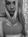 amateur photo Pretty face