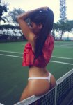amateur photo Tennis court