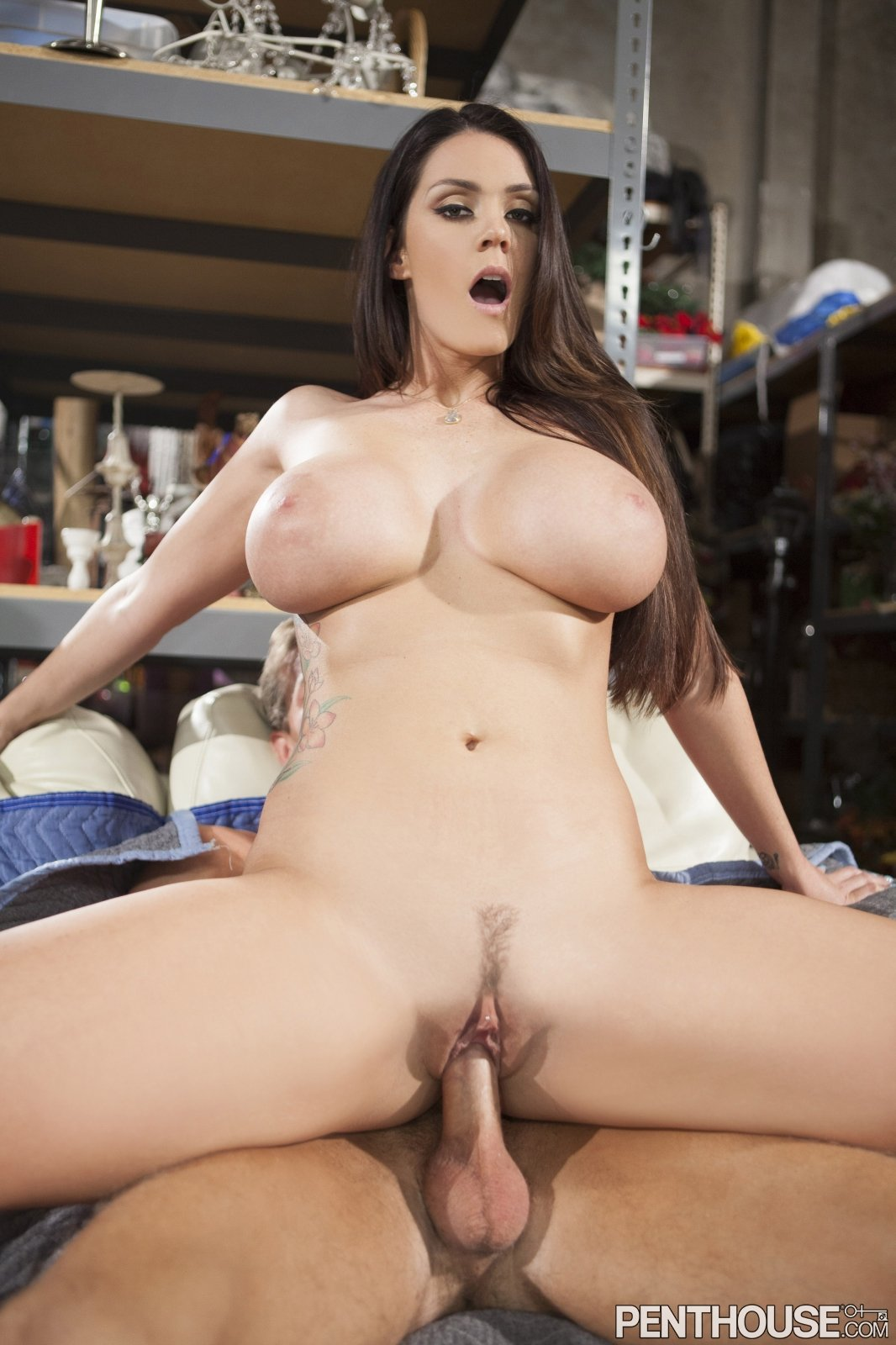 Porn olympics brunette blowjob-867