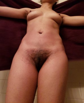 amateur photo Cleanup time soon. But have one more while we wait [F]