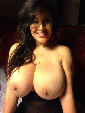 amateur photo My home grown Ecuadorian boobs for my boyz!